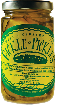 Fickle Pickles - Texas Highways Magazine