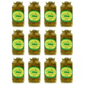 Fickle Pickles case of 26oz jars