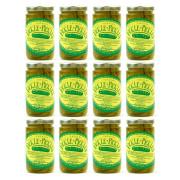 Fickle Pickles case of 8oz jars