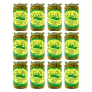 Fickle Pickles case of 8oz jars