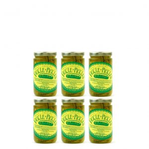 Fickle Pickles half case of 8oz jars