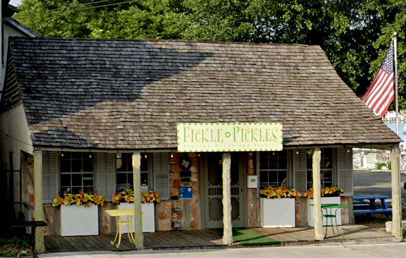 Fickle Pickles in New Braunfels Texas
